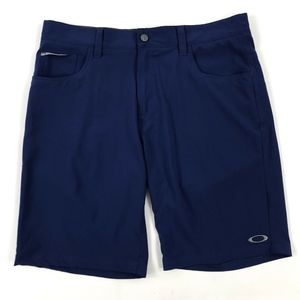 Oakley Quick Dry Casual Golf Shorts Sz 36